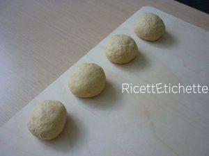 formare panini tondi