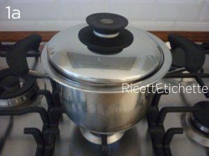 bollire riso acqua coperchio
