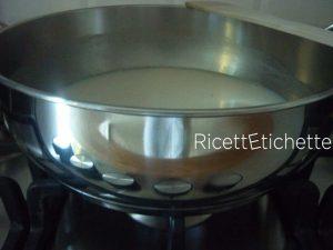 cuocere a fiamma molto bassa